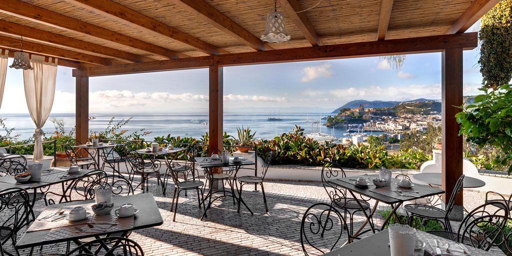 Hotel Villa Enrica-Lipari