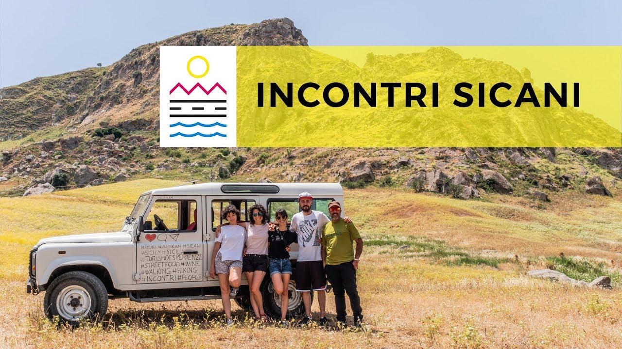 incontri sikani every day sicily tour 2018